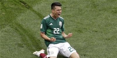 المكسيكي هيرفينج لوزانو ينضم لنابولي الإيطالي