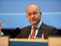 برهم صالح: العراق لن يصبح مجددًا ساحة صراع للآخرين