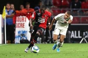 باريس سان جيرمان يسقط في الخسارة أمام رين في الدوري الفرنسي