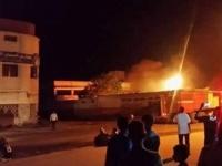 مسلحون يطلقون النار على مواطن في مديرية المنصورة