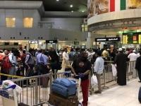 مسافرة أمريكية تعتدي على ضابطة شرطة كويتية أثناء عملها