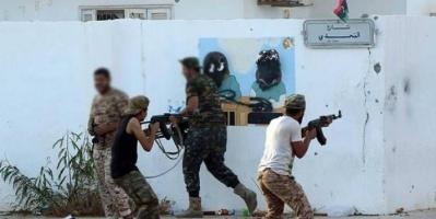 شاهد.. فيديو يؤكد دعم قطر للإرهاب في ليبيا