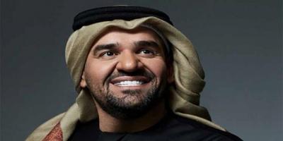 حسين الجسمي يروج لحفله المقبل بسوق عكاز