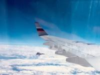 """في سماء جنيف.. مقاتلات سويسرية ترافق طائرة الرئيس الروسي.. """"فيديو"""""""