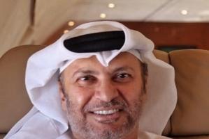 قرقاش يشيد بالحوار الدائر حول اليمن والجنوب