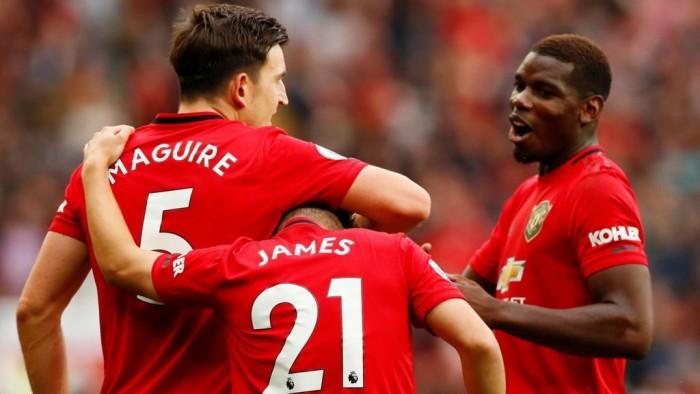 سولشاير يكشف عن تشكيل مانشستر يونايتد أمام ولفرهامبتون