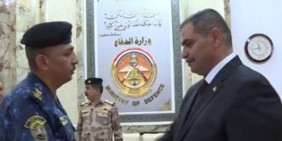 الجيش العراقي يسلم الملف الأمني للمدن للشرطة