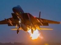 مقاتلات التحالف تُدمر غرف عمليات عسكرية للمليشيات بصعدة