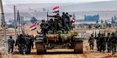 """وسط معارك واشتباكات عنيفة.. الجيش السوري ينتشر في أحياء """"خان شيخون"""""""