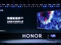 تلفزيون ذكي من أونر بنظام تشغيل HarmonyOS
