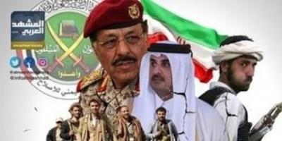 """""""الإطاحة بـ علي محسن الأحمر"""".. هل اقتربت نقطة الحرب الفاصلة؟"""
