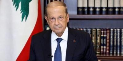 لبنان: عون ملتزم بالاستراتيجية الدفاعية للبلاد