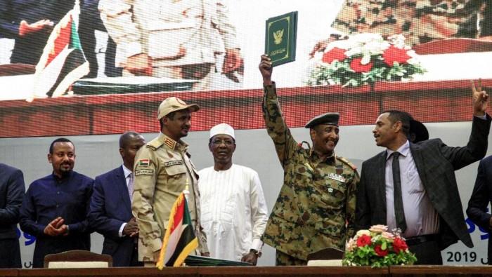 أعضاء المجلس السيادي في السودان يؤدون اليمين القانونية غدا