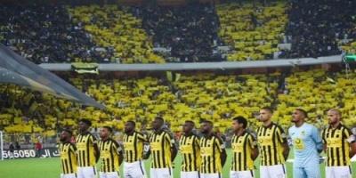 الاتحاد السعودي يفوز على العهد اللبناني ببطولة الأندية العربية