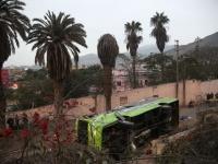 الصين.. مصرع وإصابة 44 شخصًا في انزلاق حافلة سياحية