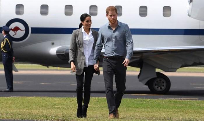 انتقادات واسعة للأمير هارى وزوجته ميجان من أنصار حماية البيئة لهذا السبب
