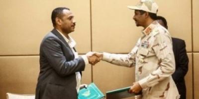المجلس السيادي في السودان يعقد أول اجتماع له برئاسة برهان
