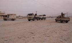 اتفاق على خروج القوات التابعة للأحمر من عتق بشبوة