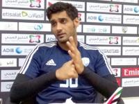 حارس الظفرة الإماراتي: التنافس يخدم الفريق