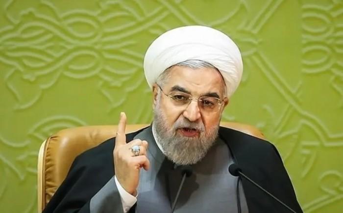 تهديد إيراني.. روحاني: إذا توقفت صادراتنا من النفط فلن تكون الممرات المائية آمنة