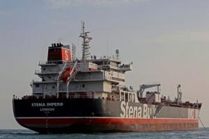إيران تُجري مفاوضات مع الشركة المالكة لناقلة النفط البريطانية المُحتجزة