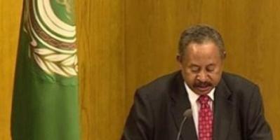 رئيس الحكومة السودانية الانتقالية يلتقي بممثلين عن قوى الحرية والتغيير