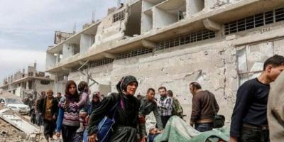 سوريا: فتح معبر إنساني شمال غربي البلاد لخروج المدنيين من سيطرة المسلحين