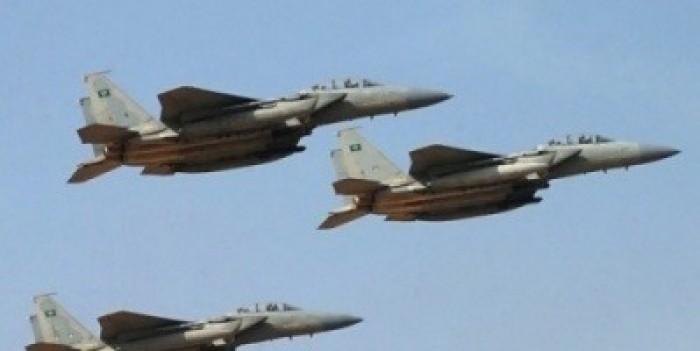 غارات للتحالف على تجمعات حوثية بذمار وحجة