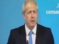 رئيس وزراء بريطانيا يناقش مع ماكرون خروج بلاده من الاتحاد الأوروبي