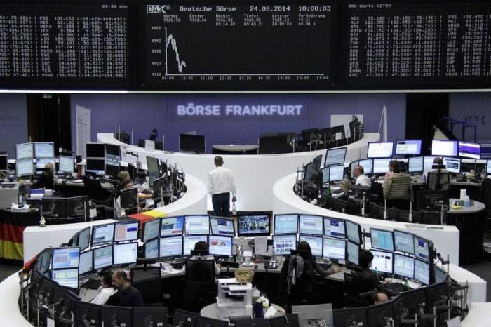 بورصة أوروبا تنخفض تزامناً مع تراجع الأسواق الأسيوية