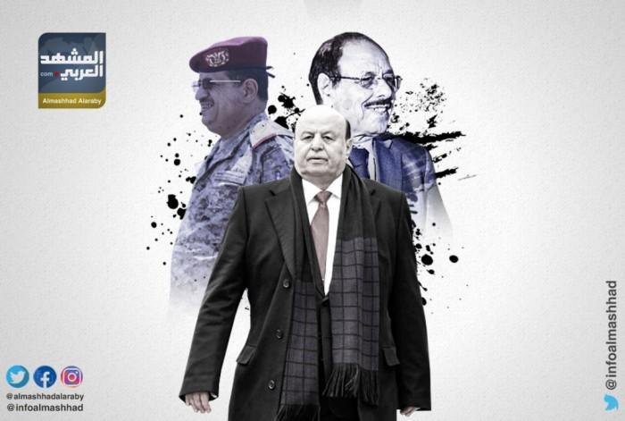 الحكومة اليمنية تغطي فشلها بالكذب (انفوجرافيك)