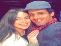 إسراء عبد الفتاح توجه رسالة حب لزوجها حمدي الميرغني