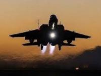 طيران التحالف يحلق في سماء مدينة عتق