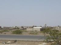 مليشيا الحوثي تطلق عشرات القذائف على مناطق متفرقة بالدريهم