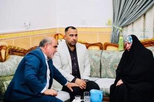 مقدمة اعتذارها.. إيران تعتقل ضابطًا اعتدى على مُسنّة عراقية