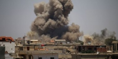 الجيش السوري يعلن سيطرته على مدينة كفر زيتا وبلدة لطمين فى ريف حماة