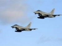 طيران التحالف يقصف مواقع المليشيات في صنعاء