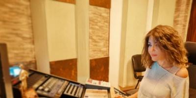 سميرة سعيد تشوق جمهورها لألبومها الجديد