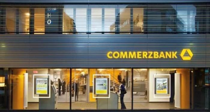 """مصرف """"كوميرتس بنك إيه جي"""" الألماني يخطط للاستغناء عن ٢٠٠٠ موظف"""