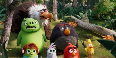 بعد أسبوع من طرحه.. فيلم The Angry Birds 2 يحصد 47 مليون دولار