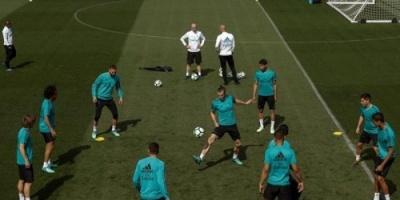 ريال مدريد ينهى استعداداته لمواجهة بلد الوليد