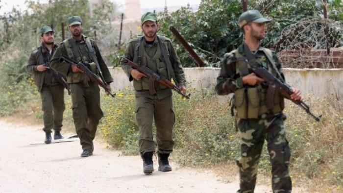 حماس تنشر عناصر أمنية على طول الحدود بين إسرائيل وغزة