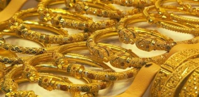 جرام الذهب ينخفض 5 جنيهات في مصر
