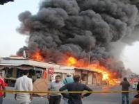 الجيش الوطني الليبي يُدمر مستودع للطائرات المسيرة بمصراتة
