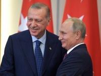أردوغان يزور تركيا ويتصل بترامب بشأن إدلب