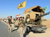 مليشيا الحشد الشعبي تُفجر 75 اسطوانة غاز و20 صاروخًا بمحافظة ديالي العراقية