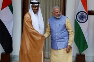 رئيس الوزراء الهندي يصل الإمارات في زيارة رسمية ليومين