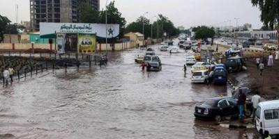 الأمم المتحدة تعلن وفاة ٥٤ شخصا جراء الفيضانات بالسودان