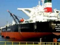 """ناقلة النفط الإيرانية """"برس ١"""" تغير وجهتها إلى تركيا"""