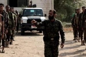 """""""التوجيه المعنوي"""" يطلع على جاهزية الحزام الأمني بقطاع الشيخ عثمان"""